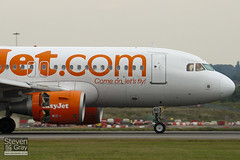 G-EZBO - 3082 - Easyjet - Airbus A319-111 - 100906 - Luton - Steven Gray - IMG_9135