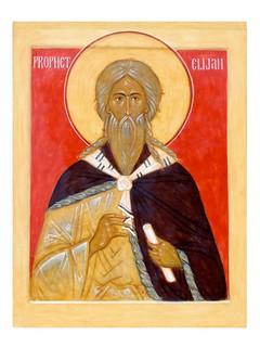 Prophet Elias by Ann Margitich