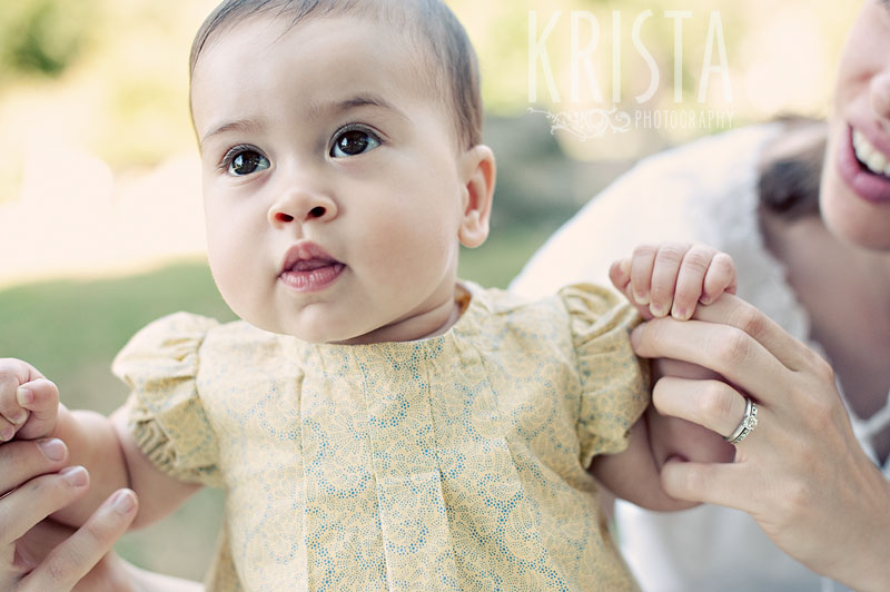 8 Months Baby Portraits