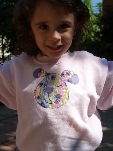 Sunny's Doggie Sweatshirt