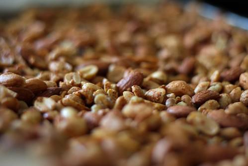nut blur