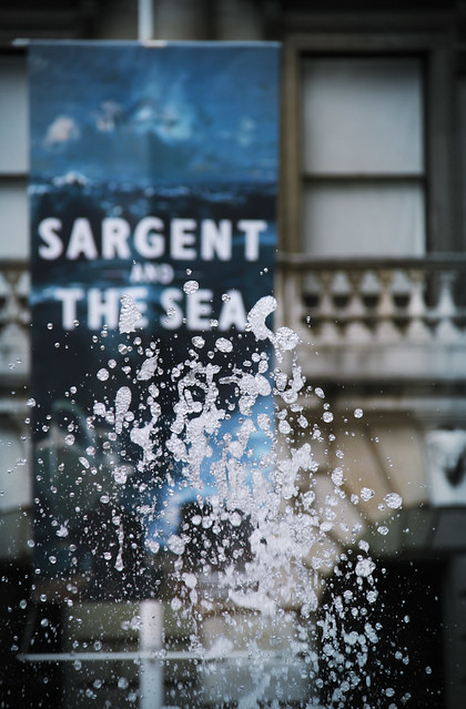 Sargent and the Sea Exhibition