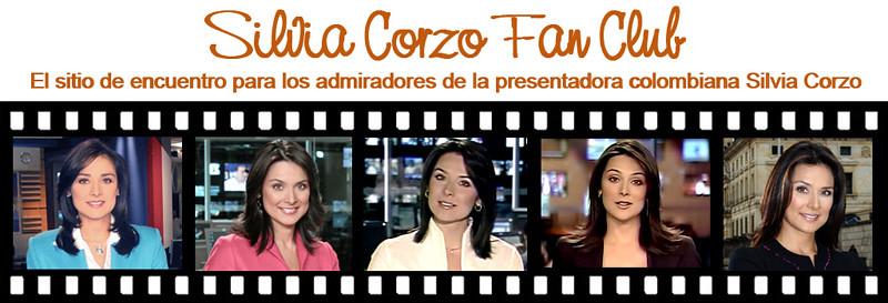Silvia Corzo Fan Club - El sitio de encuentro para los admiradores de la presentadora colombiana Silvia Corzo
