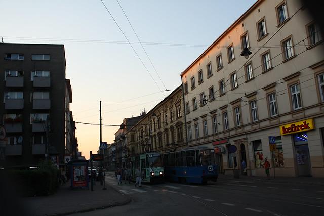 Cracovia, Barrio Judio