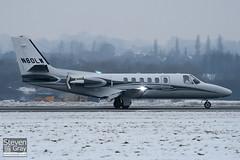 N60LW - 550-1129 - Private - Cessna 550B Citation Bravo - Luton - 100111 - Steven Gray - IMG_6147