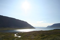 Dynjandi Fjallfoss Cascatas Islândia