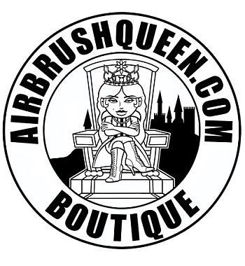AirbrushQueen.com Boutique Logo