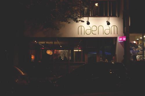 Maenam