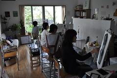 Kelas melukis