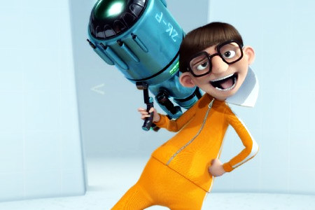 Despicable Me - Vector - Movie Reviews - PinayReviewer.com