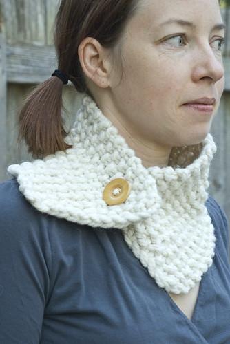 Handknit Cowl