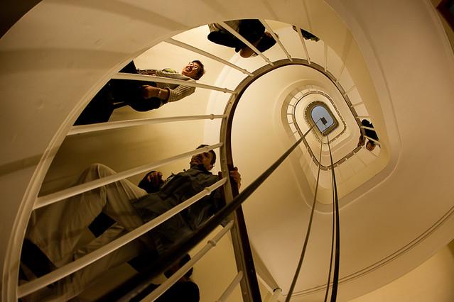 Hôtel de Ville de Paris - Escalier