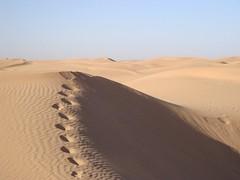 désert randonnées