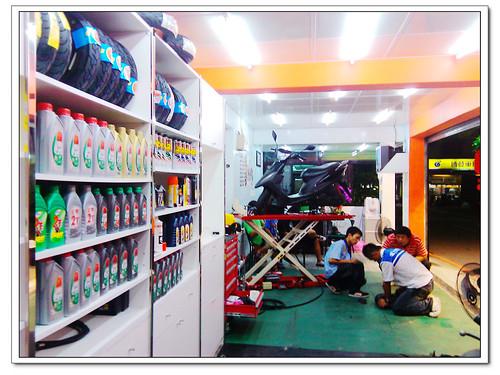 專精機車引擎維修,摩托車保養,動力提昇-新莊詮豐車業