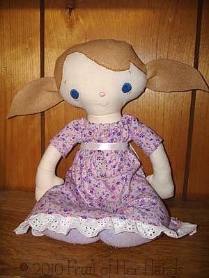 Anna's dolly
