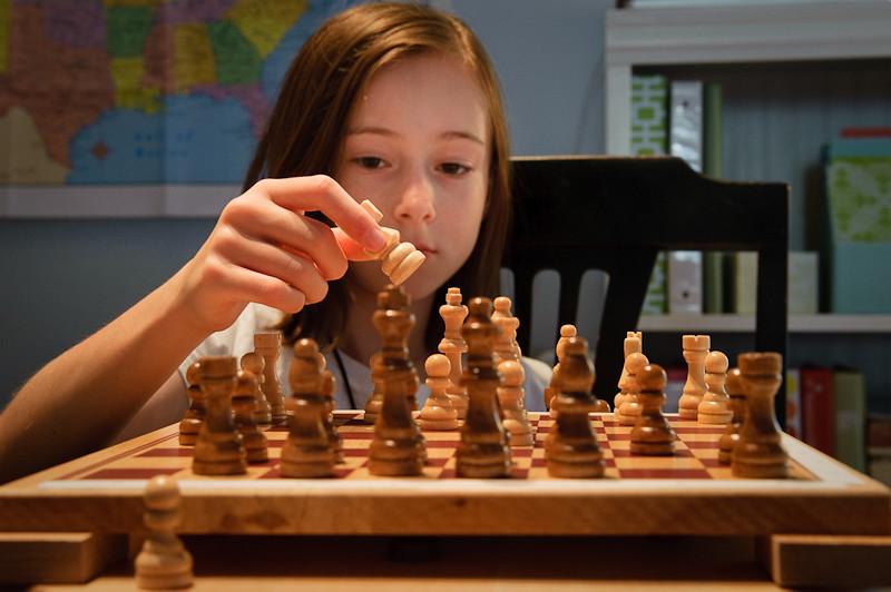 Day 346- Chess Homework
