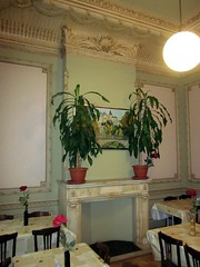 Architectenwoning Leon Govaerts, Sint-Joost-ten-Node (Erf-goed.be) Tags: geotagged brussel sintjoosttennode archeonet architectenwoning geo:lat=508522 leongovaerts geo:lon=43746 recreatiefcentrum deliedekerkestraat hotelgovaerts