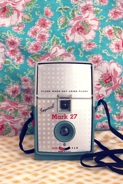 Prettiest Camera I Now Own