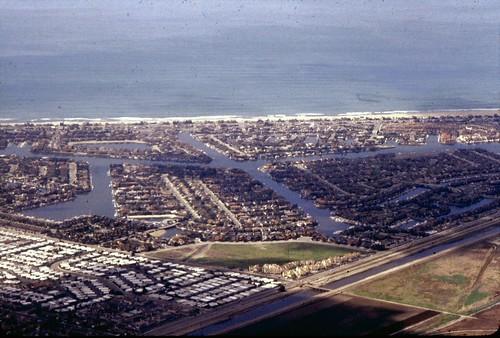 Huntington Harbour, Mar. 1981