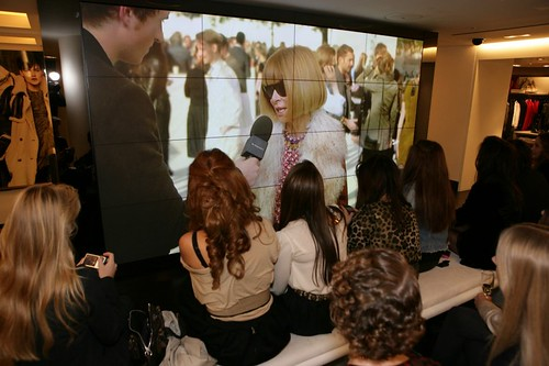 Burberry Runway to Reality event