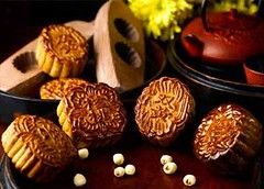 Chinese Mooncake Festival