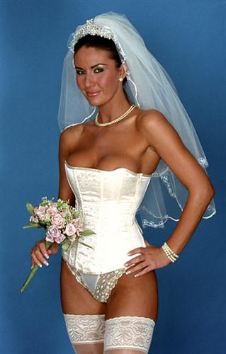 Elissa Wedding Corset