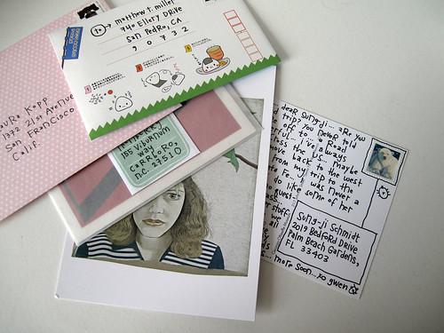 letters&postcards