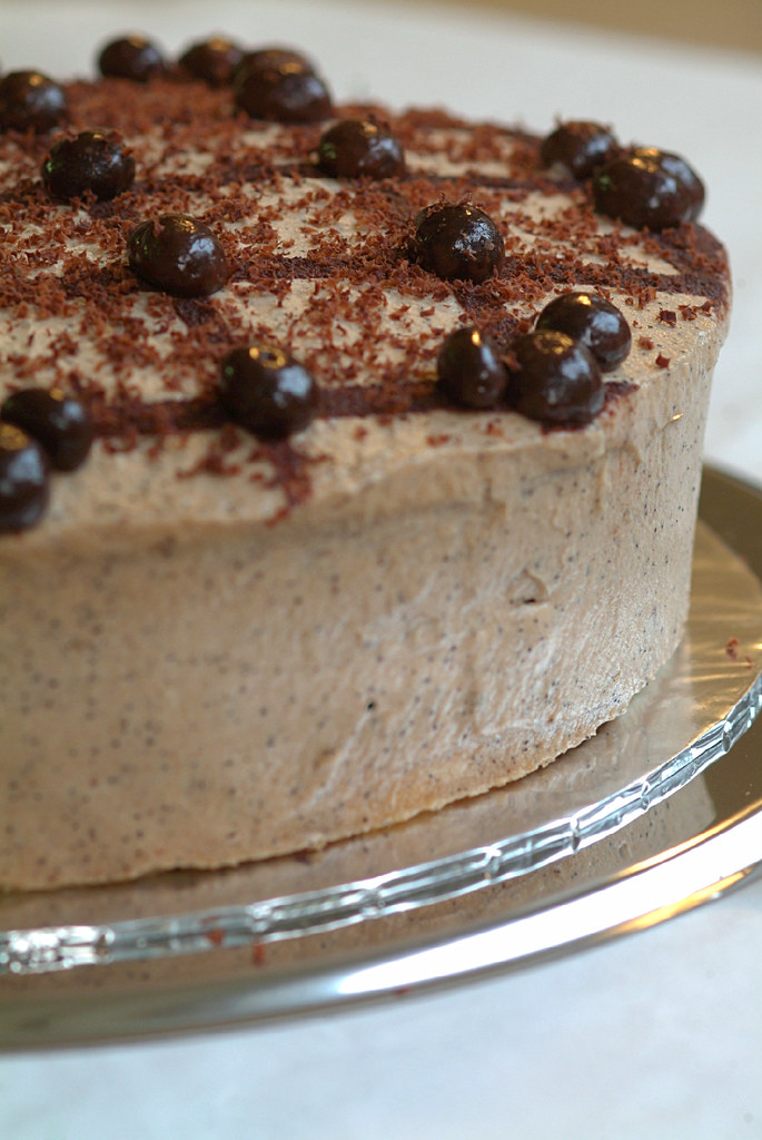 Tiramisu Cake - Life is Great
