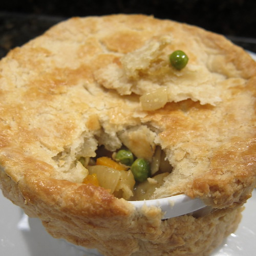 Indian-Spiced Veggie Pot Pie