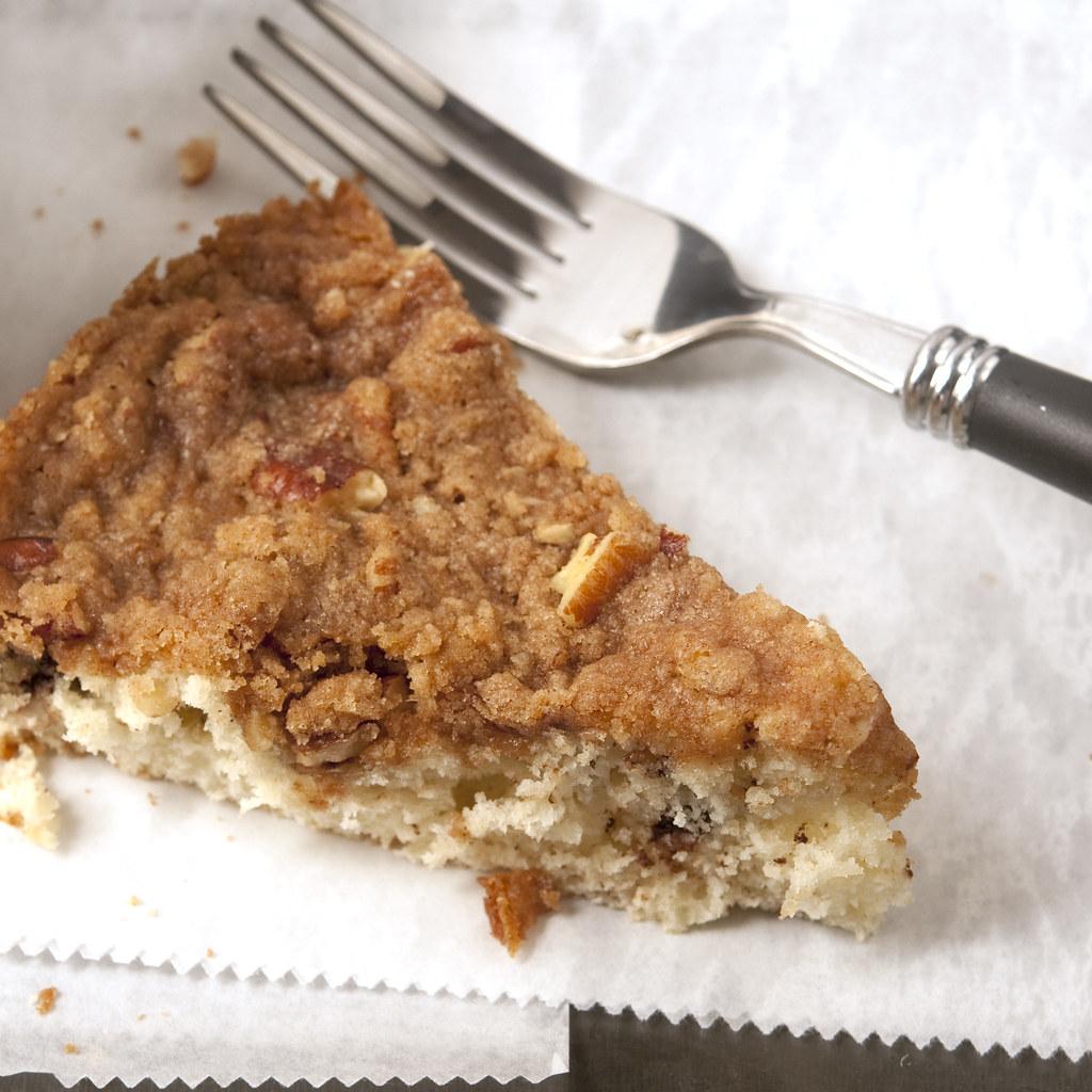 coffeecake slice squared