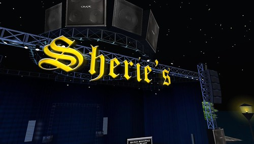 sherie's gaslight for live music in second life