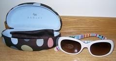 Radley Beige Sunglasses