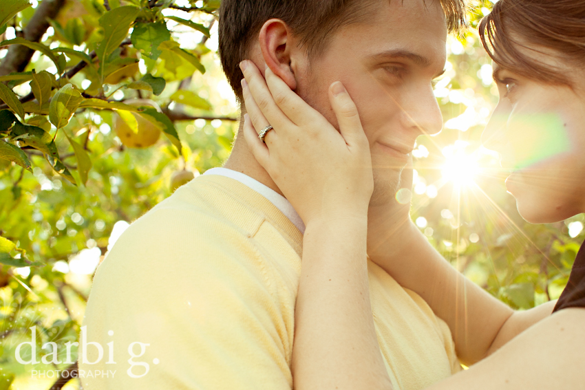 DarbiGPhotography-KansasCity wedding photographer-engagement session Weston Red Barn Farm-109
