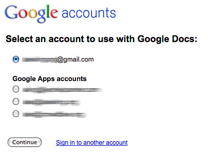 Google Account Confusion