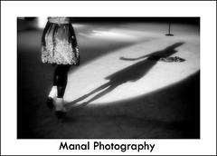 Dancing Shadow (Manal Photography) Tags: pink b canada ice night mall bahrain nikon w d70s skate seef manal