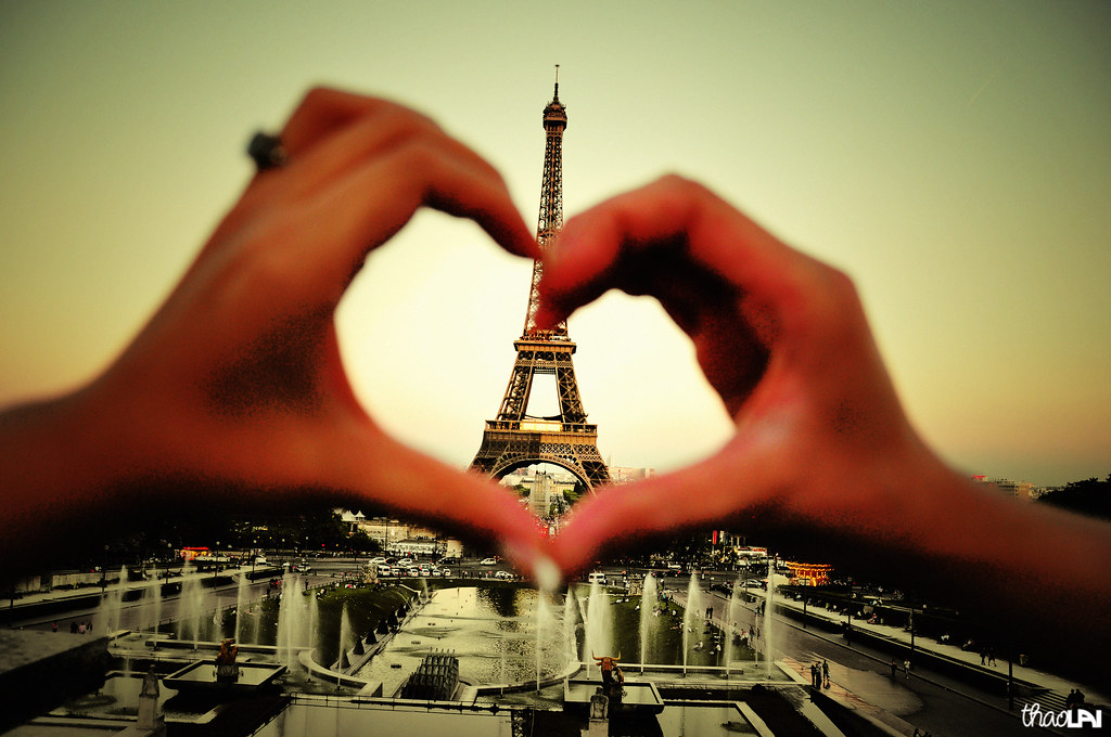Love, Paris