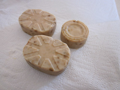molded soap