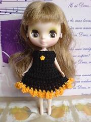 Halloween Time black/orange