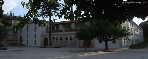 Partes privadas do Mosteiro