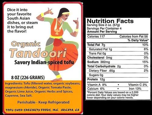 Tandoori Spiced Tofu