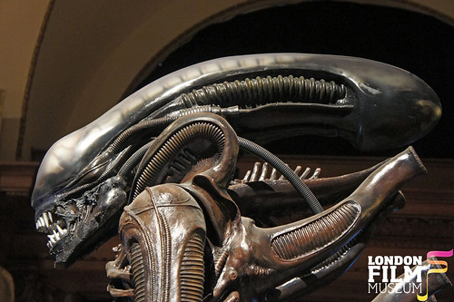 20th Century Fox 75th Anniversary Exhibition - Original Alien suit