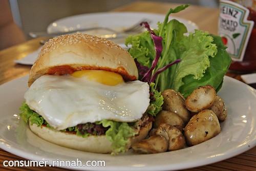 Burger @ Marmalade