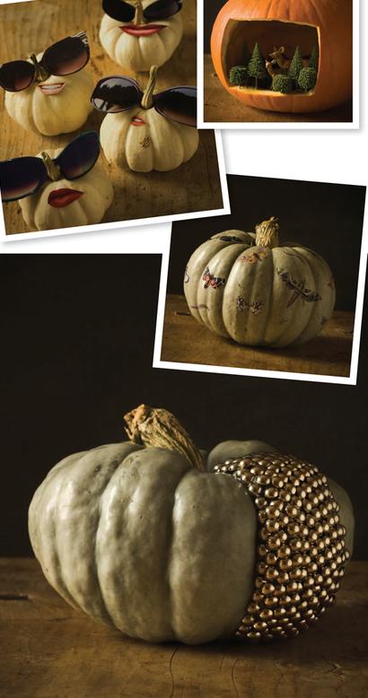 sweet paul magazine fall 2010 designer pumpkins