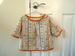 Sew Liberated Flora tunic (dontfeartheripper) Tags: flora sew tunic liberated