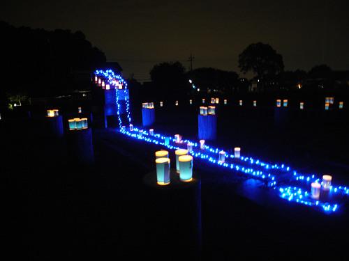飛鳥光の回廊2010@明日香村-24