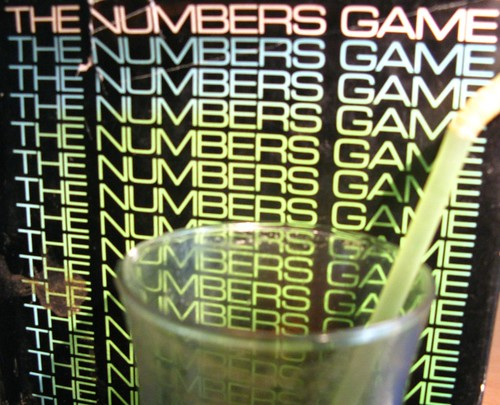 The Numbers Game (1973) by H. Hopkins by Tilemahos_E, on Flickr