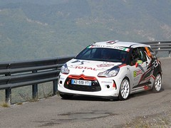 085 - Citroen DS3 R3 T - Mathieu Arzeno - FRA (TeamCologne) Tags: rally sanremo 2010
