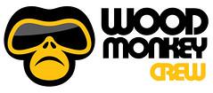 logo_WMCrew (.krayon) Tags: wood mountain bike logo monkey design blog graphic icon crew mtb vector krayon