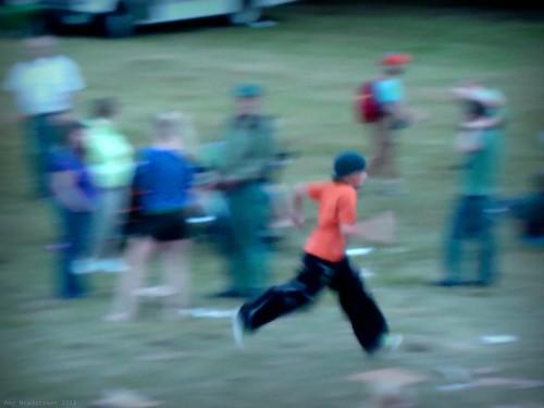sebastian runs