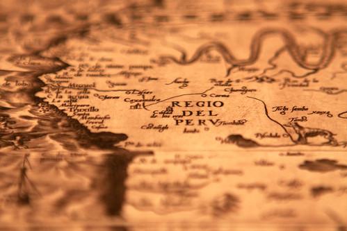 HMNH Peru map